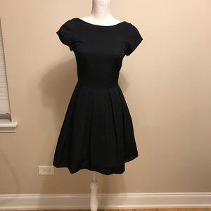 Very elegant black dress